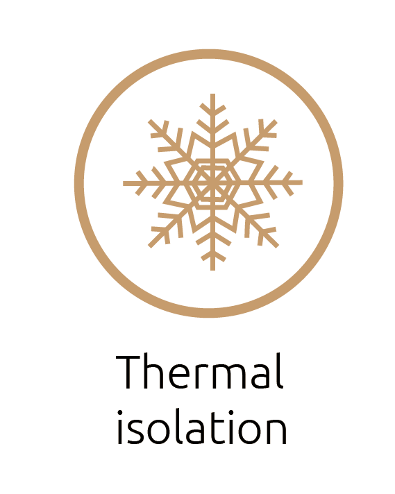 Thermal isolation